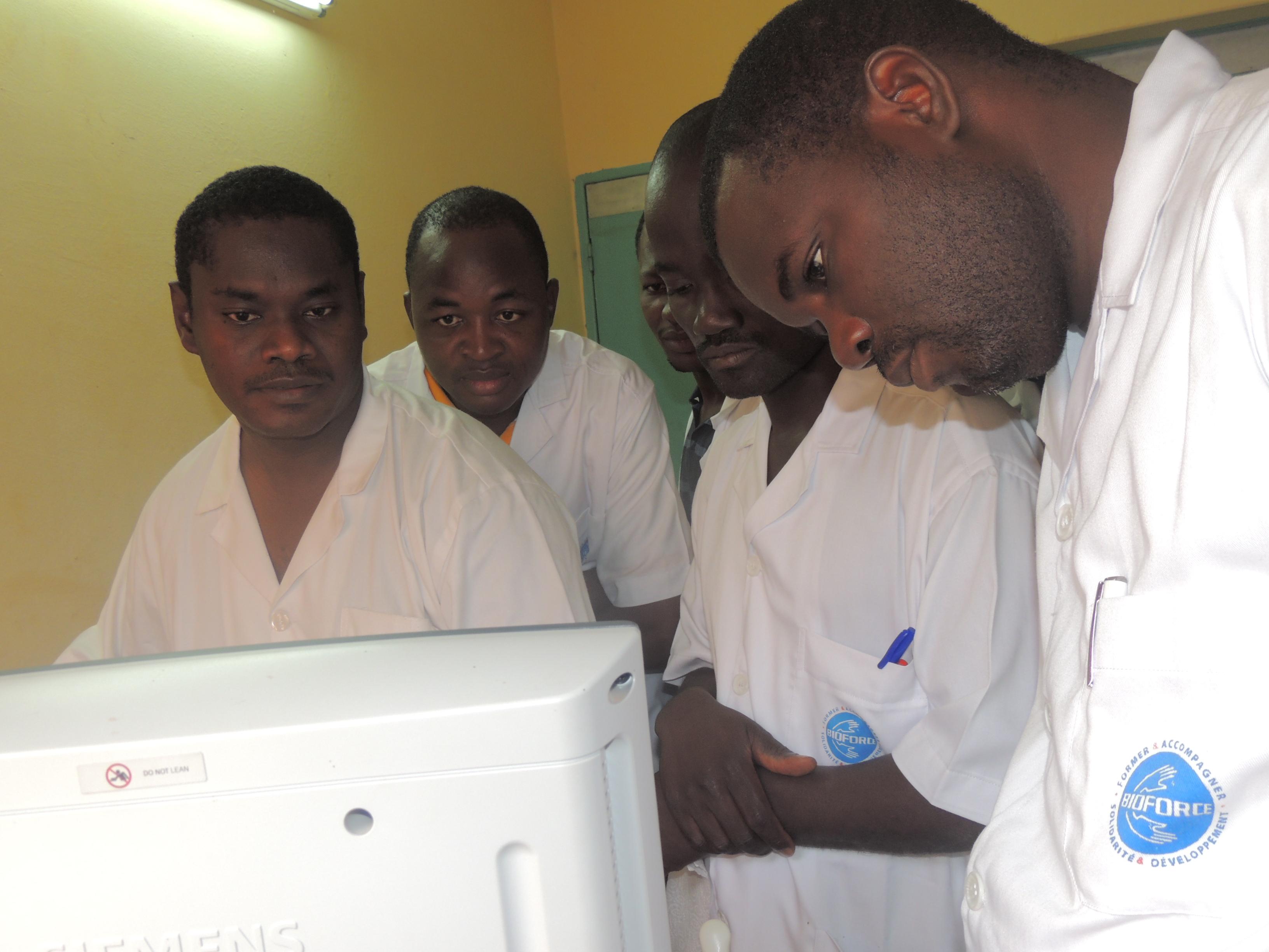 Developing staff skills in healthcare logistics