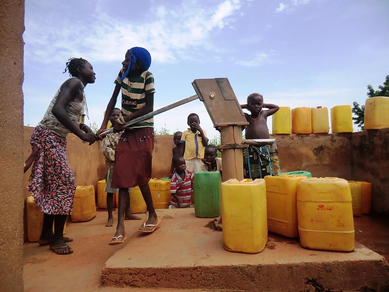 Choléra : les acteurs nationaux renforcés en coordination de projet et en WASH
