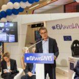 Bioforce était à l'inauguration de l'exposition #UESavesLives organisée par ECHO à Lyon