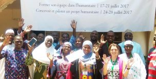 Former et accompagner les humanitaires à Niamey