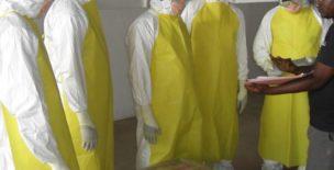 Ebola : en Guinée, l'Institut Bioforce forme les futures équipes de prévention et de riposte