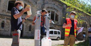 Délivrer de l'eau potable avec Aquaforce de la Fondation Veolia