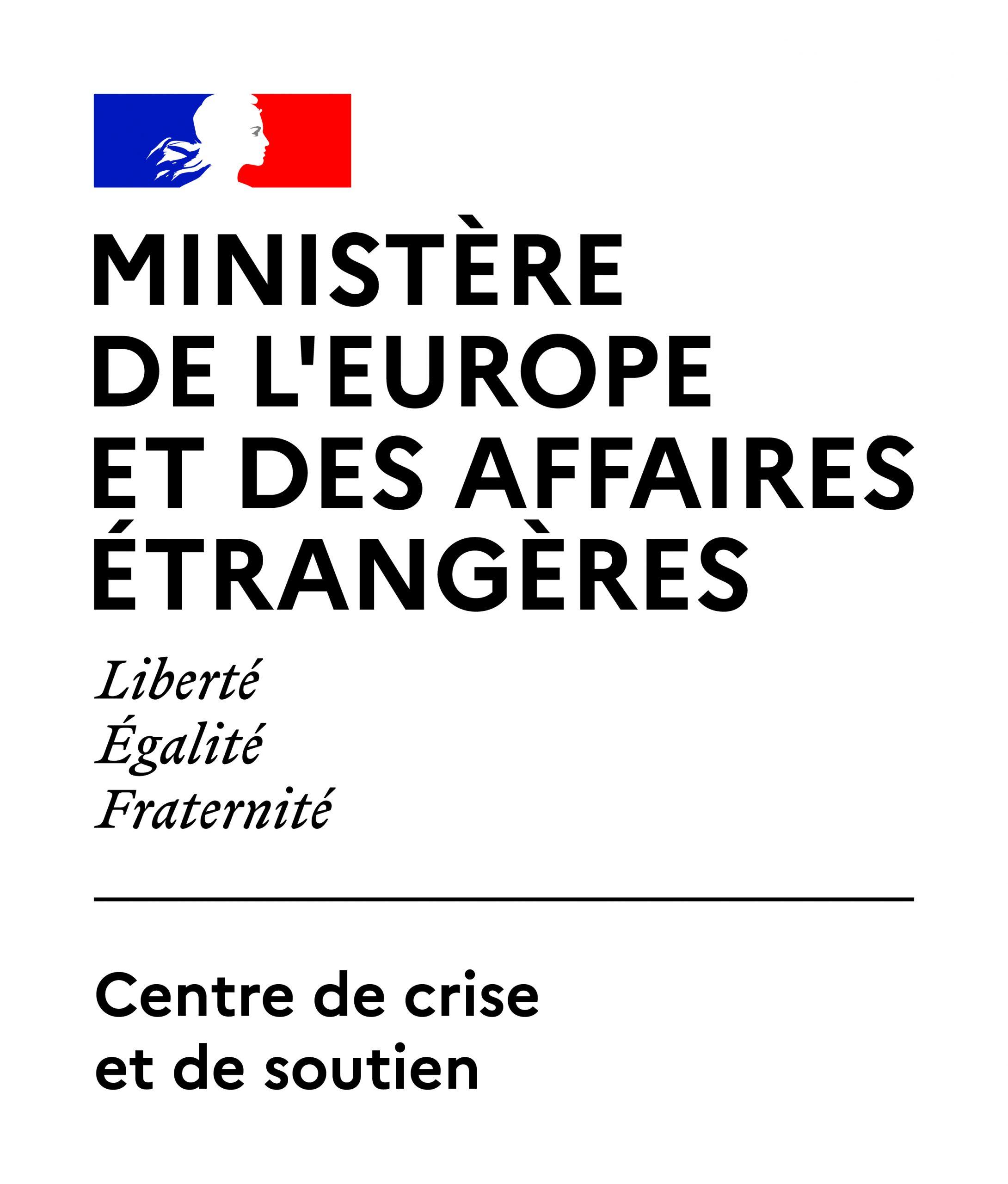 Financé par le Centre de crise et de soutien du Ministère de l'Europe et des Affaires Etrangères