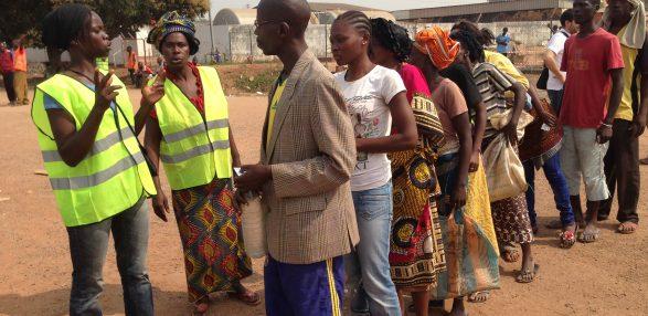 Renforcer les capacités et accompagner une ONG centrafricaine dans la mise en œuvre d'une réponse humanitaire de qualité