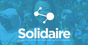 Solidaire-info.org, le site créé par des associations pour s'engager en solidarité