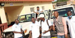 En RCA, un compagnonnage innovant avec ARS, ONG centrafricaine