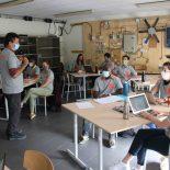 Centre Europe : les étudiants plébiscitent la reprise partielle des cours en présentiel