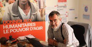 « Les refugiés peuvent être de très bons acteurs humanitaires »