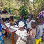 Crise en RCA : Bioforce poursuit ses activités auprès des associations locales