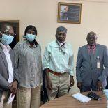 Guinée : lancement de FORMASAN en appui à l'Agence Nationale de Sécurité Sanitaire