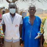 Adama, un humanitaire déterminé qui a su tracer son chemin